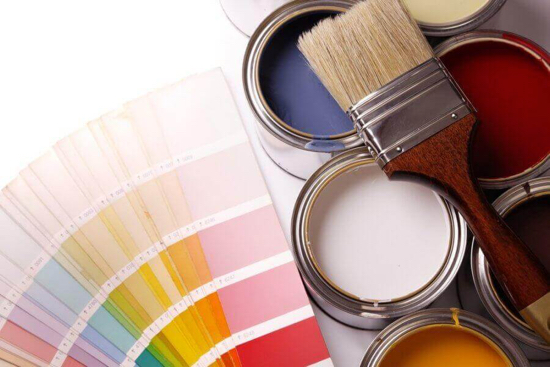 paint color consultation for home painting